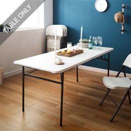 LF-180Z-White Folding Table