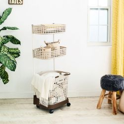 A-1603  3-Layer Laundry Basket
