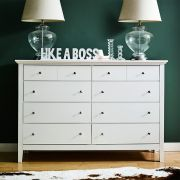 C3226A-040-WHT Drawer Dresser