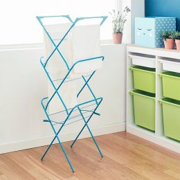 RG5814-Blue Clothes Drying Rack