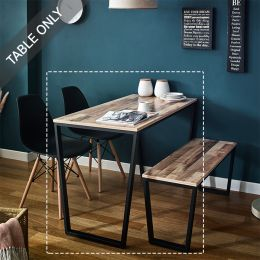 Robe-Blk-VIN-TBL  Dining Table