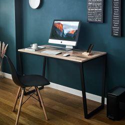 Robe-Blk-VIN-TBL  Metal Desk  (18t)