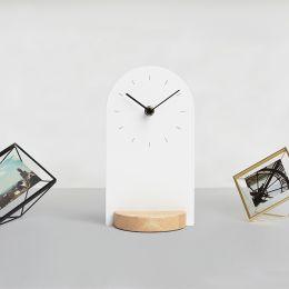 118100-668 Desk Clock