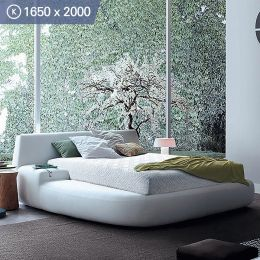 Cloud-7-1650-Luxury King  Memory Foam Mattress  (상단)