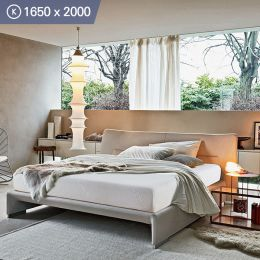 Cloud-5-1650-Comfort King  Memory Foam Mattress  (상단)