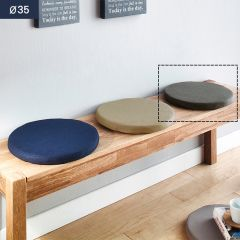 RD-3500-DG  Bench Cushion