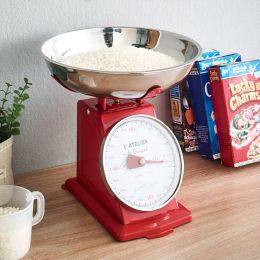 Candy-6363-RED  Kitchen Scale