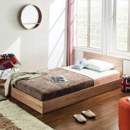 Familia-SS  Super Single Panel Bed