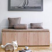 MOF-BEIGE Bench Cushion