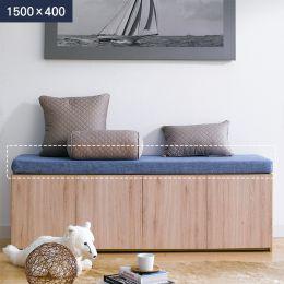 MOF-BLUE Bench Cushion