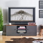 Weldo-Grey  TV Stand