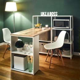 Rancho-Vintage-W Dining Table w/ Storage