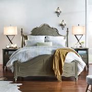 Madison-QN Queen Panel Bed