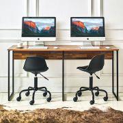 Tutor-Acacia-2S  Double Desk