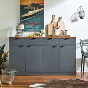 Moore-Aca-G-LG  Kitchen Cabinet