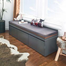 BC1800-DG  Bench Cushion