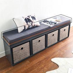 CC1500-DG-300  Bench Cushion