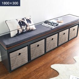 CC1800-DG-300  Bench Cushion