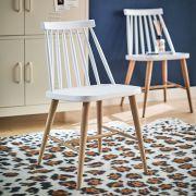 8311-White  Chair