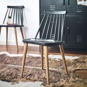 8311A-Black  Chair
