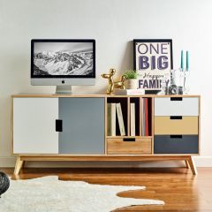 New York-1500 Console Cabinet