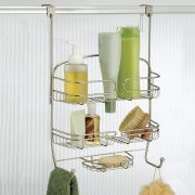 00711EJ  Neo Shower Caddy Satin