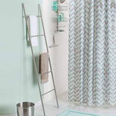 76520EJ  Forma Towel Ladder Brushed SS
