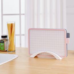 Modern Check Cutting Board Set  (2 Pcs)