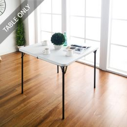 LF-86Z-White  Folding Table