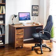 HD-1200-Acacia  Desk  (23t)
