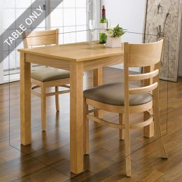 Cabin-2-Natural-D  Dining Table (Table Only)