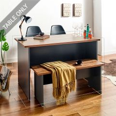 Bijou Aca/Grey-D  Dining Table  (Table Only)