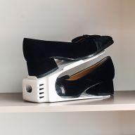 S8333-White Shoe Holder