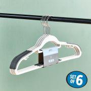 YK-PHA830 Clothes Hanger (6 Pcs 포함)