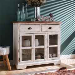 SF24963KC Accent Console Cabinet