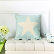 SQCU-4040-Blue Pillow Cushion