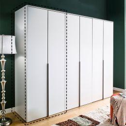 WD-5000-White-01  Single Closet