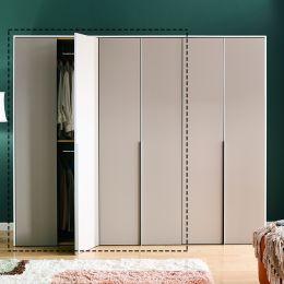 WD-5000-LG-02  2-Unit Closet