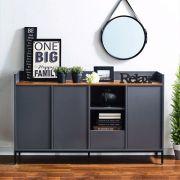 A470-DG-1600  Console Cabinet