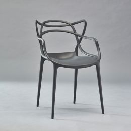 PP-601-DARK GREY  Chair