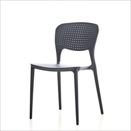 PP-689-Dark Grey  Chair