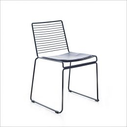 5007A-Black  Chair