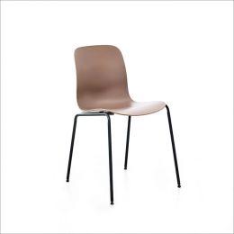6006A-Brown  Chair