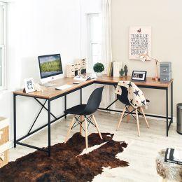 L-Black-Zone Corner Desk