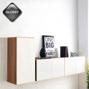 Cubic-Box-W-04  Wall Storage Cabinet