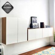 Cubic-Box-W-05 Wall Storage Cabinet