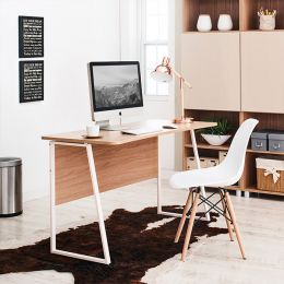 Secretary-Ivy-Oak  Single Desk