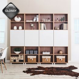 Universal-White-02  Wall Unit
