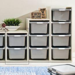 Melody-Wht-2G  Storage Box