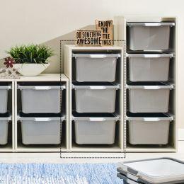 Melody-Wht-3G  Storage Box